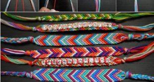 16 Easy DIY Bracelet Tutorials