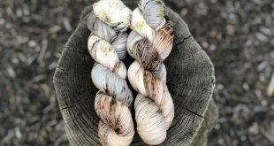 Hand dyed yarn, inspired by gothic tones, fandoms and nature. All acid dyed yarn...
