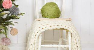 Eriboll Blanket Knitting Kit