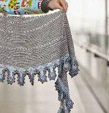 Knit 'n Slide pattern by Stephen West
