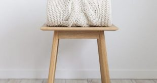 Happiness Blanket Knit Kit in JOY Chunky Yarn