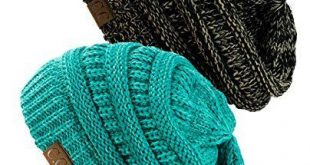 Incredibly Simple Slouchy Hat - Free Pattern