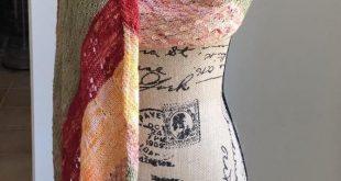 BOTANIQUE SHAWL KIT, Hand Dyed Yarn, Multi Skein Yarn Kit, Indie Dyed Yarn, Toad Hollow yarns