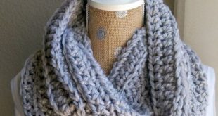 27+ Marvelous Picture of Crochet Scarf Patterns Bulky Yarn