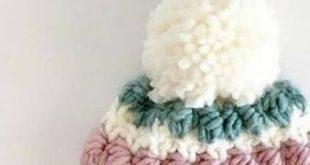 31+ Ideas Crochet Hat Chunky Yarn Stitches