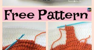 8 Knit & Crochet Fox Hats - Free Patterns