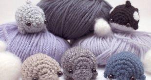Amigurumi pattern - sea creatures crochet pattern ebook