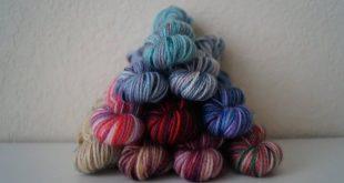 Beloved Mini Skein Set - Hand Dyed Yarn - 100 Grams