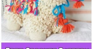 Crochet Llama Toy Plush Amigurumi Kostenlose Anleitungen & Bezahlt