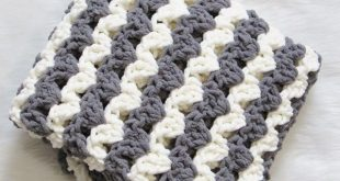 Free Crochet Blanket Pattern, 3 Hour Afghan