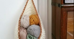 Great to store light weight items such as yarn, socks, diapers, toilet paper, et...