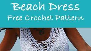Summer Dress Free Crochet Patterns – Round up by Krazykabbage #crochet #freepa...