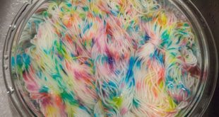 This is a natural progression from the How To Hand Painted Yarn because you f ...