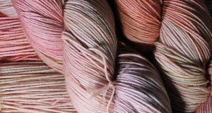 #etsy shop: Rhosyn. Premium 75% SuperWash Merino and 25 Nylon Hand Dyed Yarn #su...